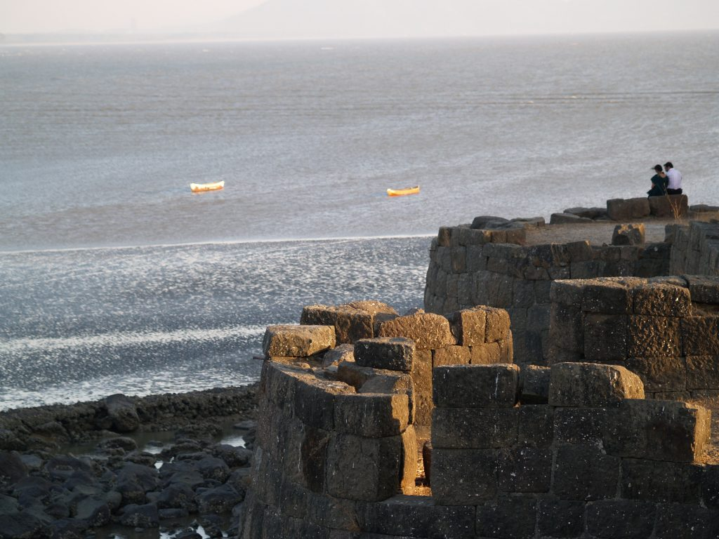 Places to visit in Alibaug Alibaug beach kolaba fort