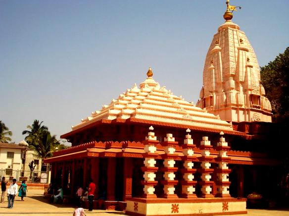 ganpatipule beach temple