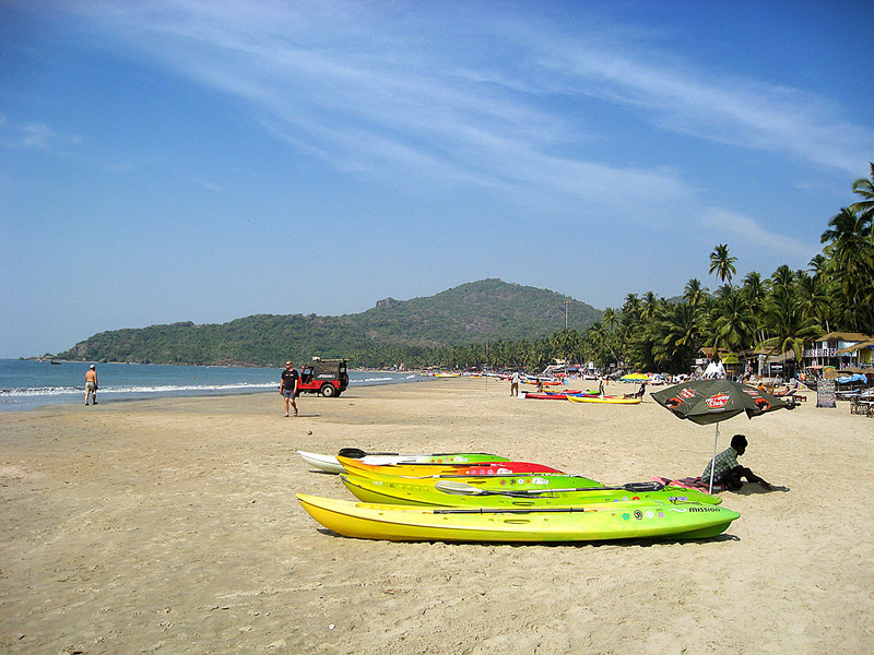 palolem beach best places to visit in goa