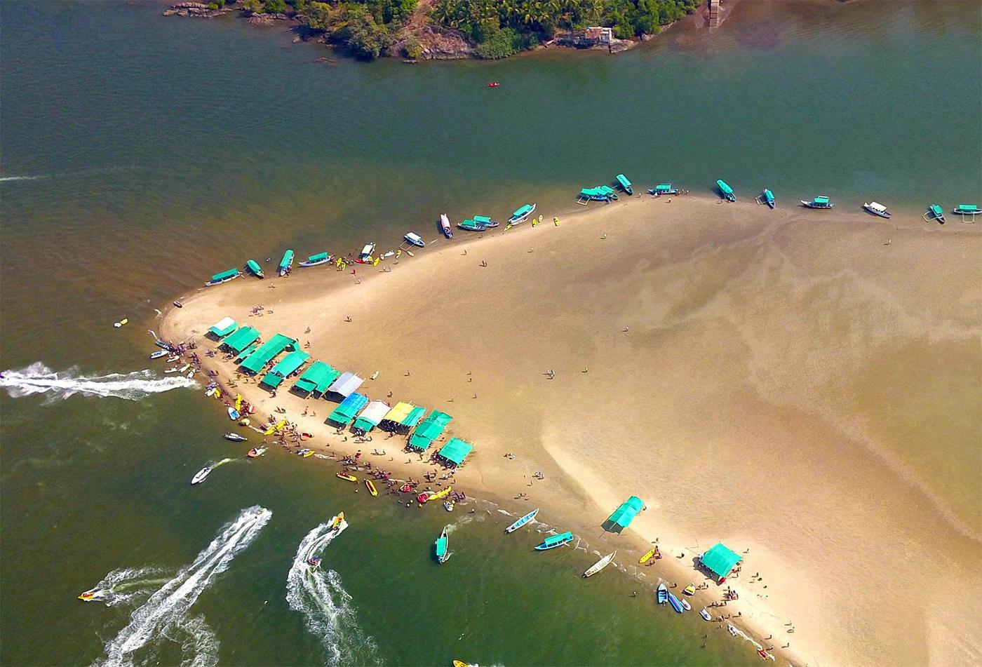 tsunami island devbagh
